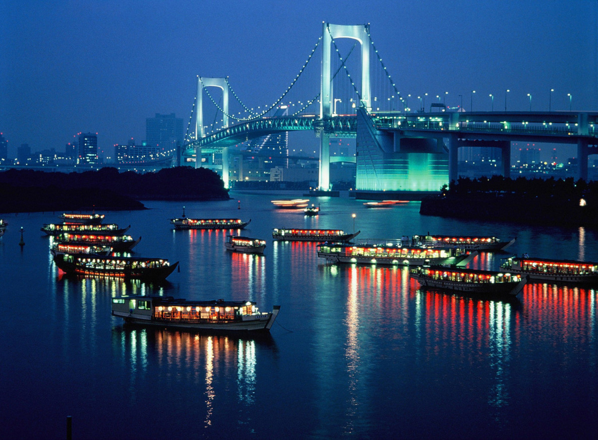 Odaiba Night View