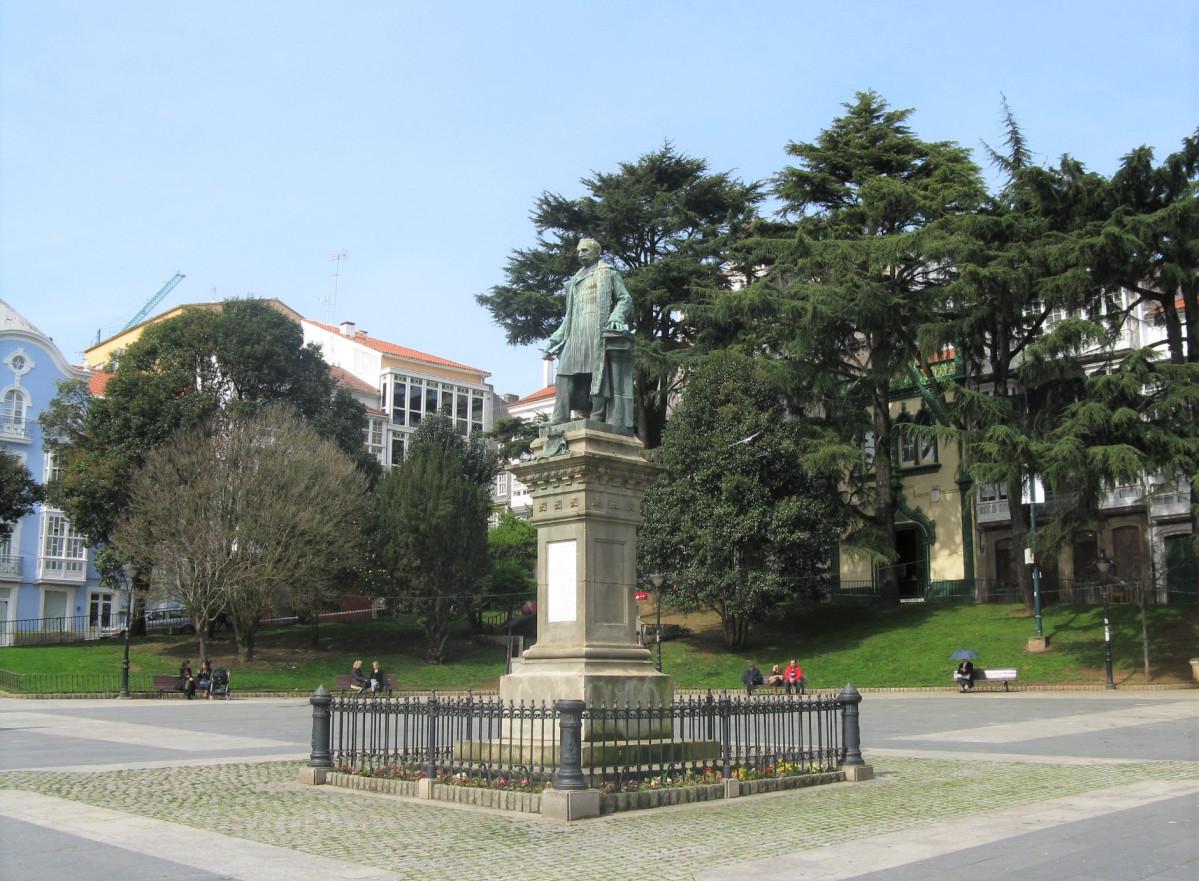 Ferrol MARQUES DE AMBOAXE