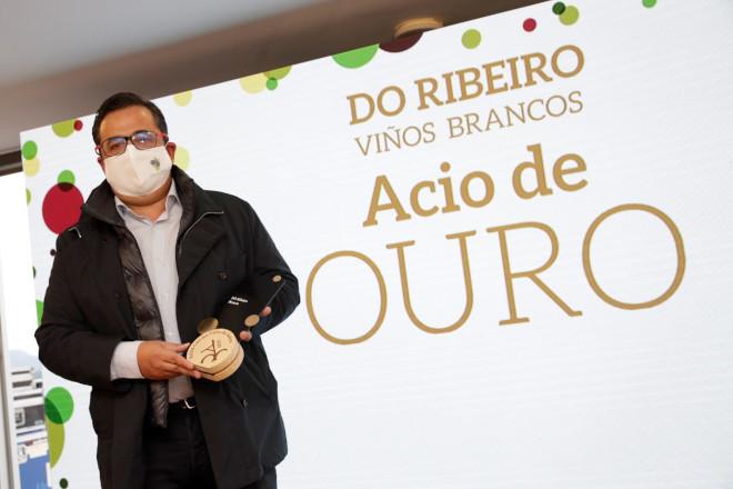 201112 MR Gañadores Catas de Galicia DO Ribeiro ACIO DE OURO 2 1