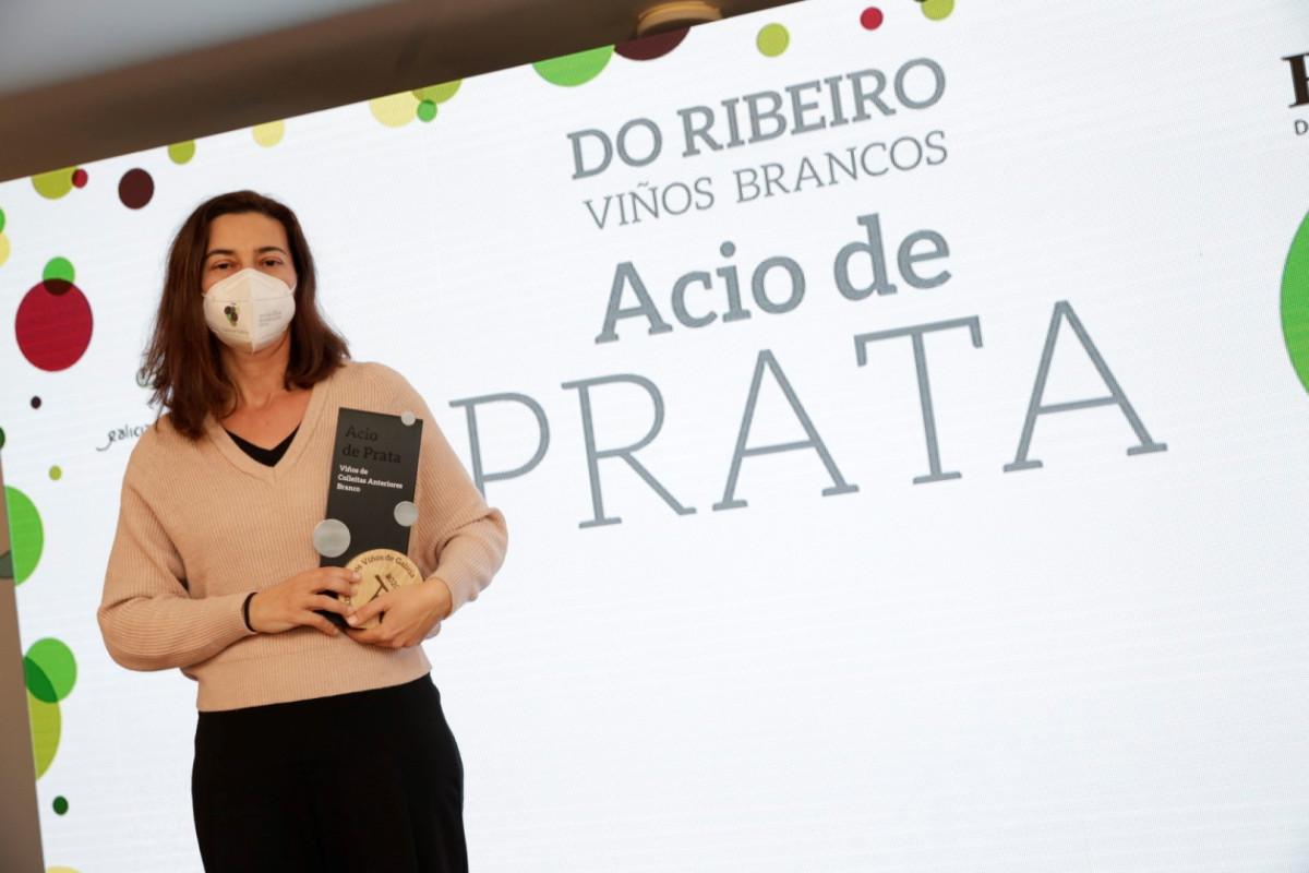 201112 MR Gañadores Catas de Galicia DO Ribeiro BRANCO ACIO DE PRATA