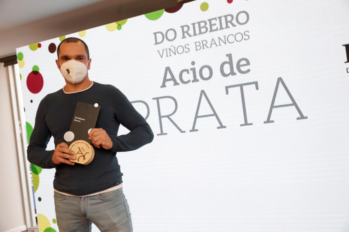 201112 MR Gañadores Catas de Galicia DO Ribeiro BRANCO ACIO DE PRATA 2