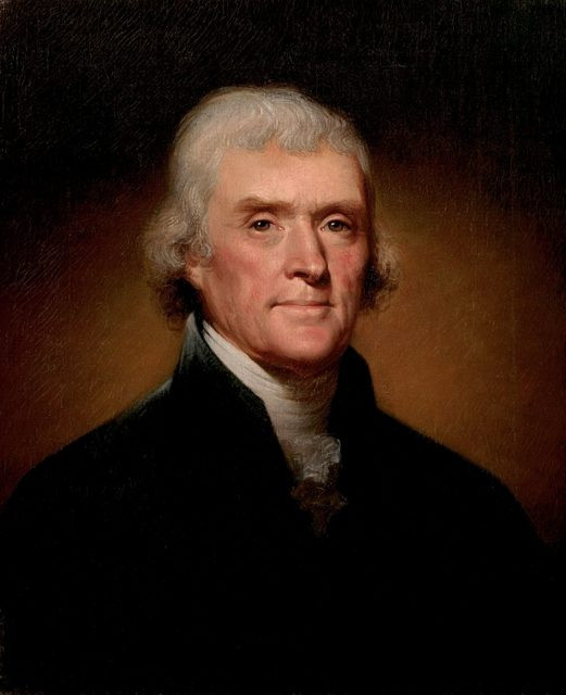 Thomas Jefferson 521x640