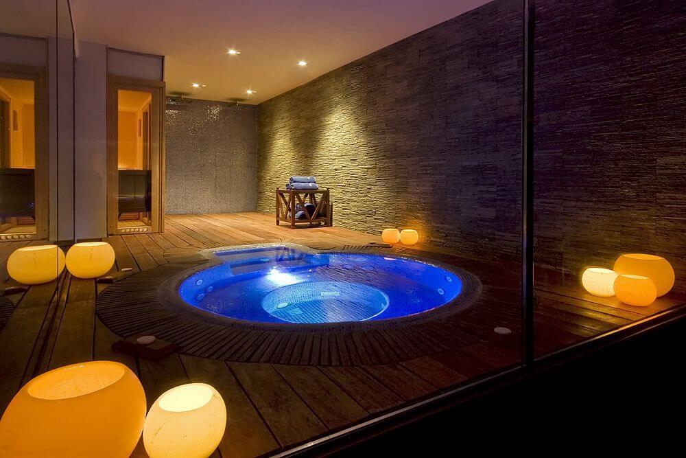 Escapada Relax 10 Hoteles Con Spa En Espana - Habitaciones-con-piscina-dentro