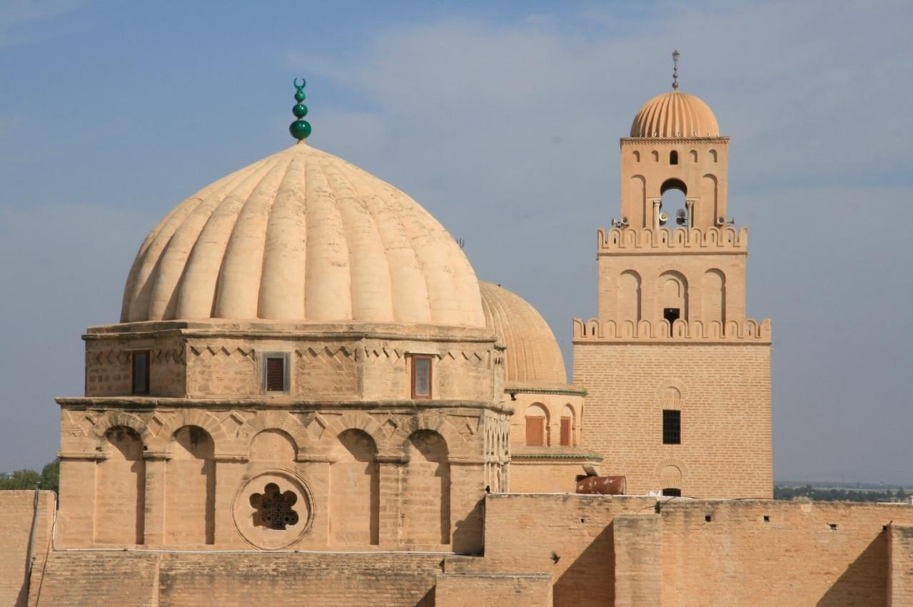 Kairuan mezquita