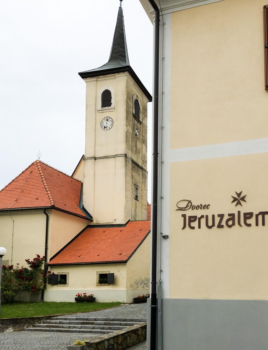 Sloveniajerusalemiglesia