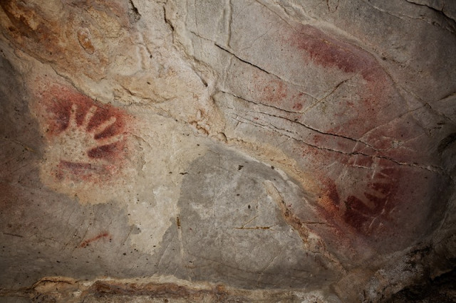 El Ciclo de Puente Viesgo revisará desde mañana las pinturas rupestres de los...