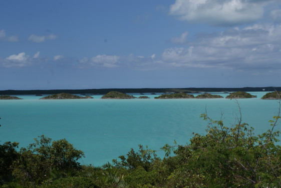 Turks and Caicos Chalk Sound National Park 1600