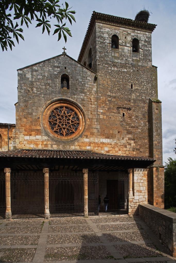Covarrubias05. Ex Colegiata de San Cosme y San Damian