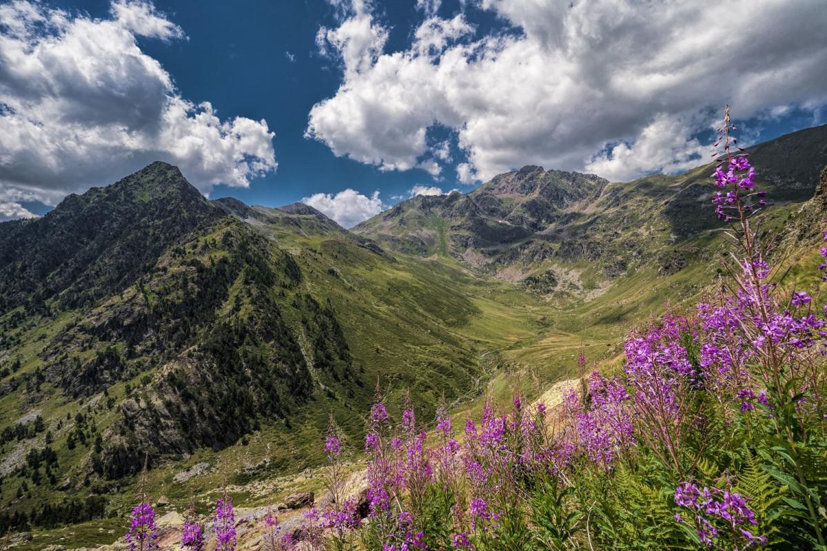 Andorra Valle de Sorteny, en Ordino