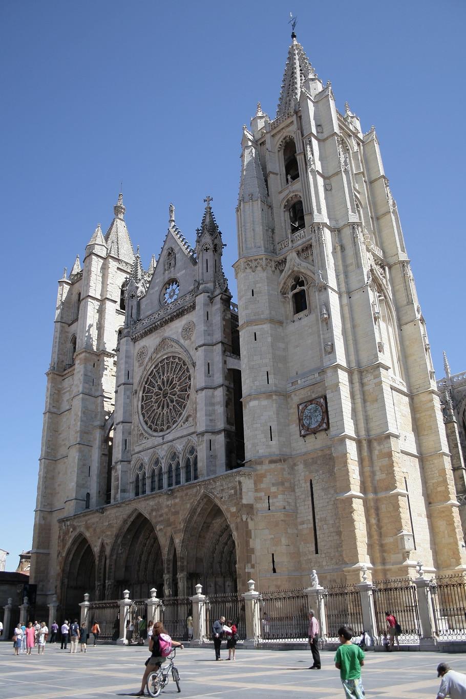 Catedral Leu00f3n v