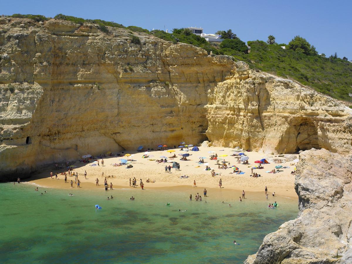 Algarve, Plauya do Carvalho