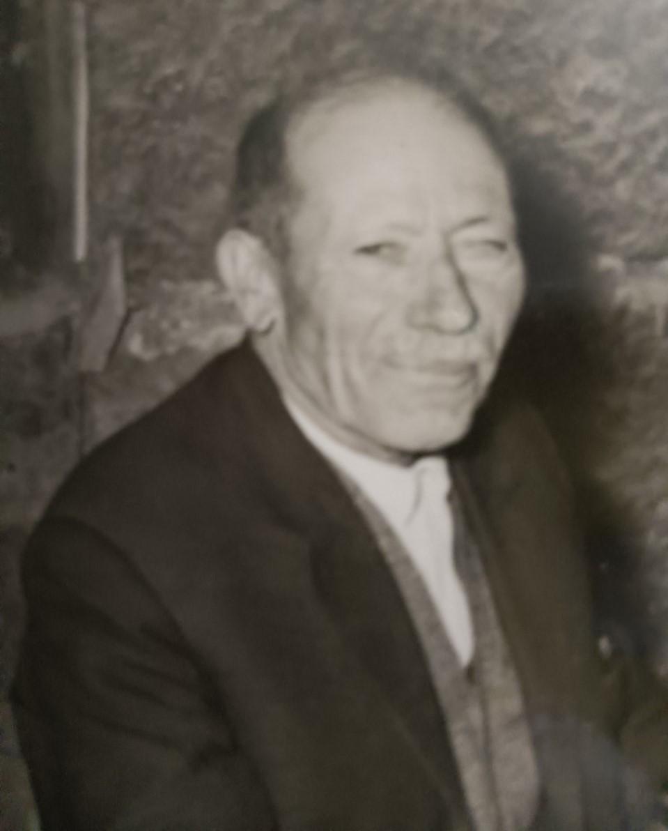 Francisco Areda (cedida por su familia)