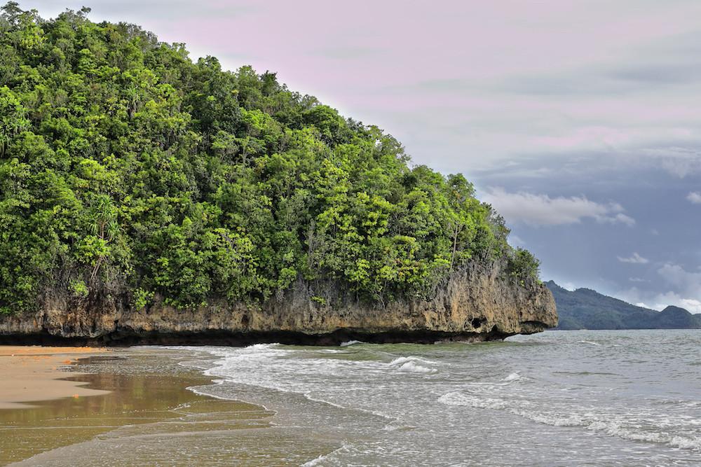 Sugar Beach in Sipalay, Negros Occidental 1