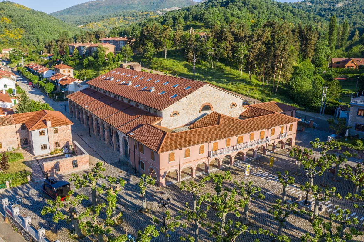 Museo de la Siderurgia y la Mineru00eda de Castilla y Leu00f3n